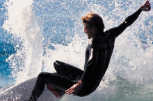 Learn Spanish in Spain and Surfing