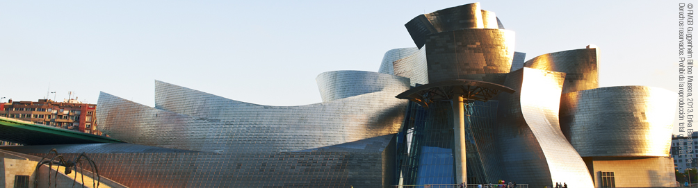 0 Guggenheim Learn Spanish Spain  |  Learn Spanish Bilbao at EIDE